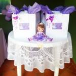 Lembrancinha Festa Princesinha Sofia da Duda
