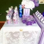 Plaquinhas e Lembrancinhas Festa Princesinha Sofia da Duda
