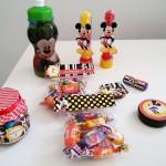 Saquinho de Balas Festa Mickey Tradicional do Guilherme