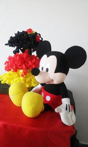 Festa Mickey Tradicional do Guilherme
