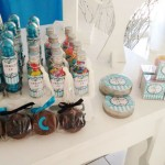 Latinhas Festa Azul Tiffany