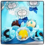 Docinhos Festa Azul Tiffany