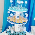 Doces Festa Azul Tiffany