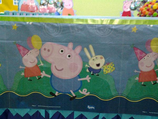 Festa George Pig do Fabricio