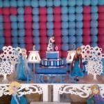 Festa Frozen da Júlia