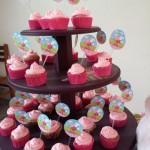 Cupcakes Festa Peppa Pig da Nicoly