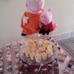 Festa Peppa Pig da Nicoly Docinhos