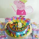 Festa Peppa Pig Princesa da Cris