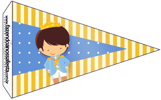 Bandeirinha Sanduiche 4 Príncipe Moreno
