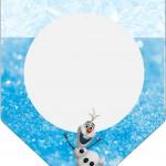 Bandeirinha Varalzinho Olaf Frozen