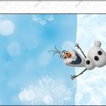 Bisnaga Brigadeiro Olaf Frozen