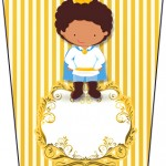 Bisnaga Flip Top Príncipe Afro