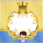 Bolinha de Sabão Príncipe Moreno
