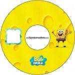CD DVD Bob Esponja - Um Herói Fora D'Água