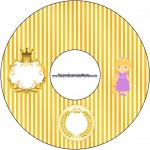 CD DVD Princesa Loira