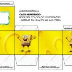 Caixa Bis Bob Esponja - Um Herói Fora D'Água 2