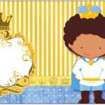 Caixa Bombom 2 Príncipe Afro
