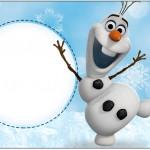 Caixa Bombom Olaf Frozen 1