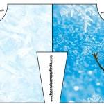Caixa Camisa Olaf Frozen