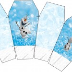 Caixa China in Box Olaf Frozen