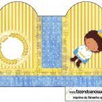 Caixa Coração Príncipe Afro