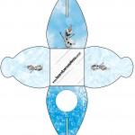 Caixa Olaf Frozen