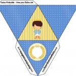 Caixa Pirâmide Príncipe Moreno
