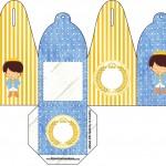 Caixa com Foto Príncipe Moreno