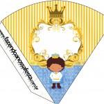 Cone Guloseimas Príncipe Afro