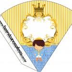 Cone Guloseimas Príncipe Moreno