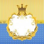 Fundo Príncipe – Kit Festa Infantil!
