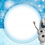 Olaf Frozen – Kit Festa Infantil!