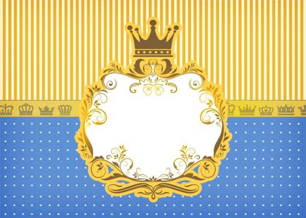 Convite, Cartão Príncipe Moreno