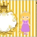 Convite Ingresso Princesa Loira