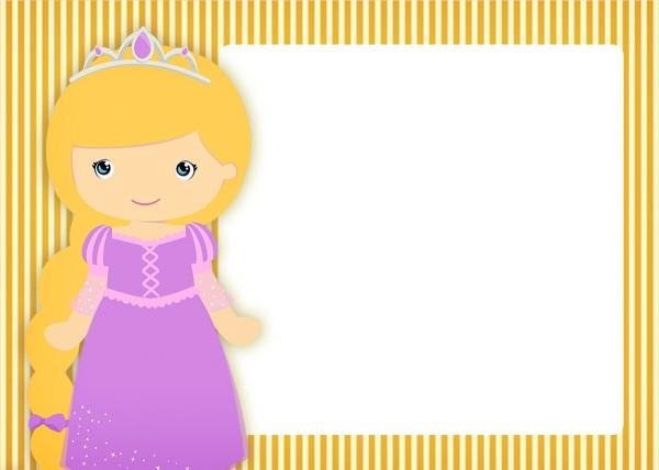 Convite Princesa Loira. 5