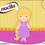 Creminho Nucita Princesa Loira
