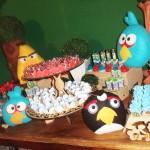 Angry Birds Festa Angry Birds do Bruno