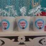 Toppers Festa Frozen da Sofia