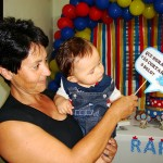 Festa Galinha Pintadinha do Rafael