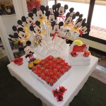 Pirulitos Mickey Mousse