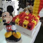 Caixinha Festa Mickey do João Pedro