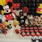 Latinhas Festa Mickey do João Pedro