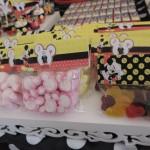 Saquinho de Balas Festa Mickey do João Pedro