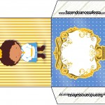 Envelope CD DVD Príncipe Afro