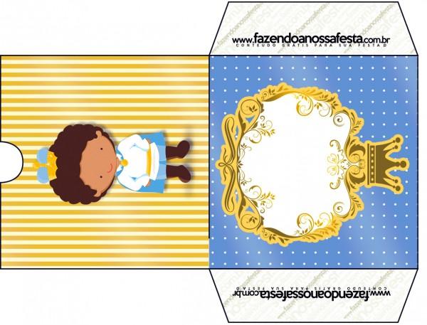 Envelope CD DVD Príncipe Afro