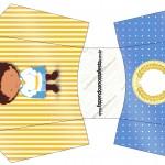 Envelope Fritas Príncipe Afro