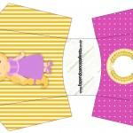 Envelope Fritas Princesa Loira