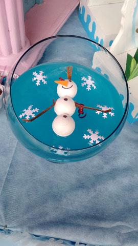 Festa Frozen da Ana Flavia
