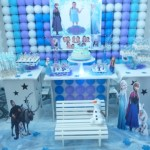 Festa Frozen da Emily!