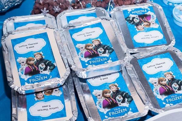 Festa Frozen da Letícia
